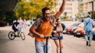 Revoluce v městské dopravě: Do čela se dostávají elektrické koloběžky