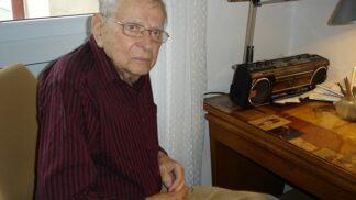 Jan Skopeček by slavil 95. narozeniny. Za války přišel o 15 příbuzných, přežil i manželku a vnučku