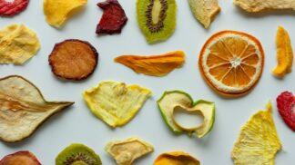 Mlsání, po kterém nepřiberete: Sušit se dají nejen jablíčka a houby