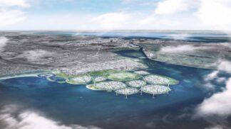 Ambiciozní plán Dánů: Obří umělé ostrovy pro ohrožené druhy