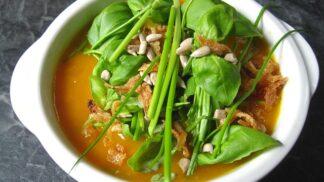 I leden má své sezonní potraviny: Proč dopřát tělu husté zeleninové polévky