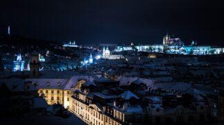 Vzhůru do pohádky: 10 nejkrásnějších zasněžených měst Evropy a jejich fascinující fotky
