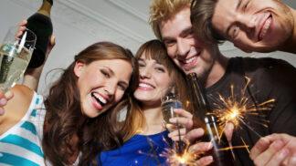 Novoroční kocovina: Jak se připravit, aby váš Nový rok začal bez bolehlavu