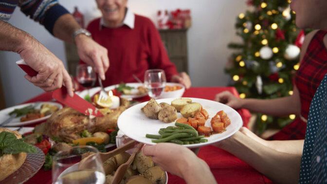 Vánoční přejídání: Čeho se vyvarovat, abychom nebyli v zimě často nemocní