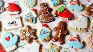 Cukroví i pro celiaky: Nenechte si lepkem zkazit Vánoce