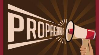 Komunistická propaganda: Měla za úkol burcovat, varovat a vytvářet obraz nepřítele