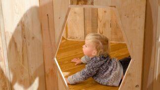Jediná česká dětská galerie: Místo, kde se nejmenší baví i učí
