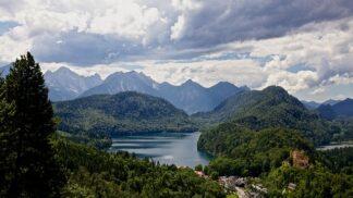 Pohádková dovolená s dětmi: Vsaďte na bavorské Alpy