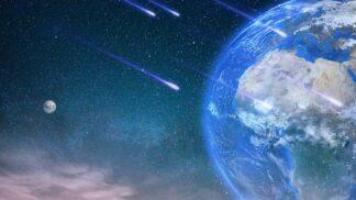 Další konec světa? Kolem Země proletí mrtvá kometa ve tvaru lebky