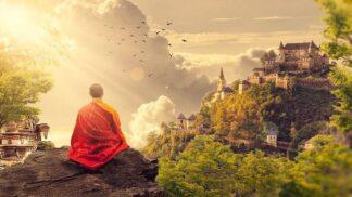 Udělejte si pořádek v hlavě: Rady mnichů, jak změnit svůj život k lepšímu