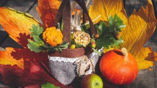 Podzimní dekorace: Jak si zútulnit byt tak, abyste se v něm cítili klidně a spokojeně