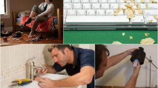 Co dělají muži v domácnosti a nás to neskutečně irituje, ale snažíme se o tom taktně mlčet?