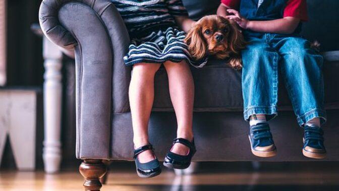 Stres v rodině má negativní vliv i na děti. Jak se proti němu účinně bránit?