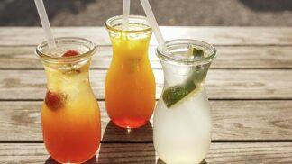 Potřebujete osvěžit nebo načerpat energii? Udělejte si domácí limonády plné antioxidantů