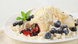 Borůvkové knedlíky neodmyslitelně patří k létu! Připravte si ty nejlepší podle receptu našich babiček