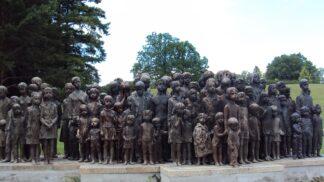 76. výročí vyhlazení Lidic. Připomeňme si naprosto zbytečnou smrt občanů této malé vesničky