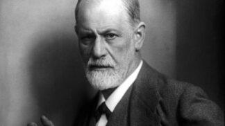 Sigmund Freud. Slavný zakladatel psychoanalýzy je dodnes nejuznávanějším a nejcitovanějším psychologem na světě