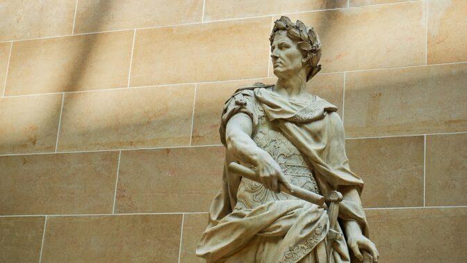 Úžasné citáty Julia Caesara. Podívejte se, co slavného prohlásil tento velký státník
