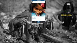 Chudoba i znečištění. Singapurská firma odhalila, co se skrývá za nablýskanými snímky Indie