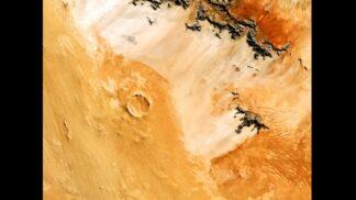 22 uchvacujících snímků z vesmíru, které odhalují tajemství Afriky