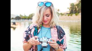 """""""Instagramovou star se stanete, i když budete cvakat jen na mobil,"""" říká expertka @akivotrubova"""