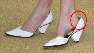 Proč celebrity nosí příliš velké boty? Důvod je chytřejší, než si možná myslíte