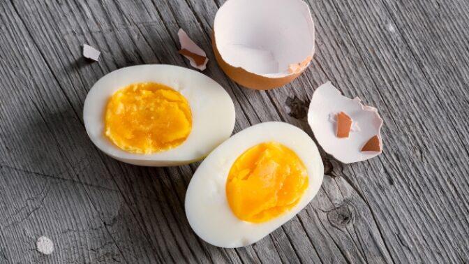 Jezte 2 vejce denně a těchto 9 úžasných věcí se stane s vaším tělem