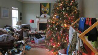 Bleskový vánoční úklid: Jak si vše zorganizovat, abyste měli za chvíli hotovo