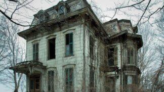 16 opuštěných domů, ve kterých straší