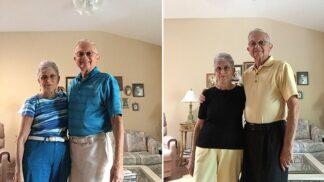 Prarodiče nosí každý den sladěné outfity a jsou důkazem, že i ve stáří se můžete náramně bavit