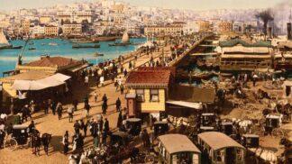 30 obrázků zachycujících světová velkoměsta předtím, než se stala velkoměsty