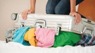 8 jednoduchých triků, díky kterým ušetříte spoustu místa v zavazadlech