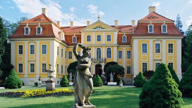 Nejkrásnější zámky Českosaského Švýcarska: Navštivte malebný Weesenstein, honosný Pillnitz či venkovský Rammenau