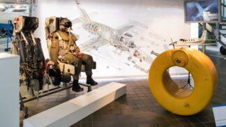 Století se značkou Aero: Unikátní výstava plná letadel nejen pro kluky a muže