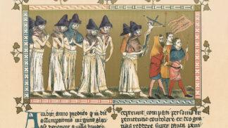 Šokovaní Pražané: Před 416 lety se konal první veřejný průvod sebemrskačů