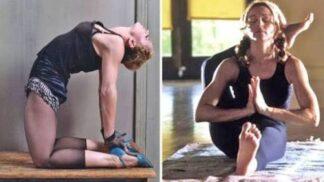 Tajemství Madonny, jak si stále udržet sexy křivky: Vyzkoušejte novinku jógalates
