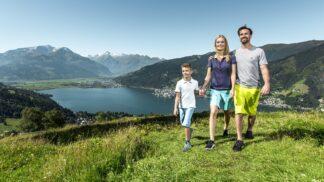 Rakouský Zell am See: Nejlepší místo pro aktivní dovolenou i víkendový relax. Užijte si sáňkování v létě, koupání a úžasnou přírodu