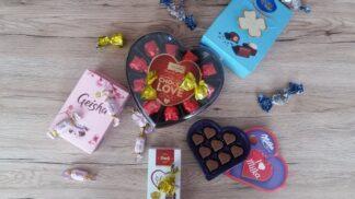 Redakční test pralinek pro zamilované: Jakým srdíčkem uděláte partnerovi radost a jaké si o kvalitní čokoládě mohlo nechat zdát?