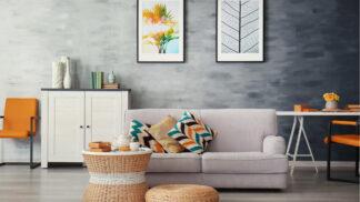 Proměňte svůj domov k nepoznání! Někdy stačí jen vsadit na správné barvy