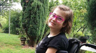 Bojovnice Terezka (17): Životní příběh dívky, která žije s ventilkem v mozku