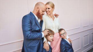 Vyladěná rodinka modelky Krainové: Tohle podle ní bude v létě trendy!