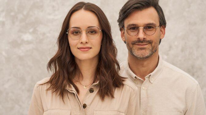 3 zásady pro správný výběr dioptrických brýlí