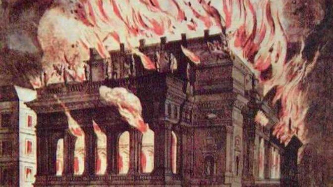 139 let od požáru Národního divadla: Opravdu ho způsobila neopatrnost klempířů?