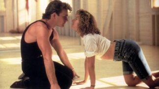 Patrick Swayze a Jennifer Grey tvořili v Hříšném tanci dokonalý pár. Ve skutečnosti to mezi nimi ale vřelo