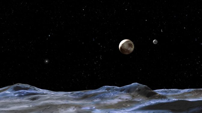 Vášně vzbuzující Pluto: Proč bylo před 14 lety vykázáno ze Sluneční soustavy?