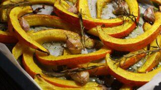 Sezónní hrdinové: Jak zpracovat dýni, jablka, baklažán i cuketu