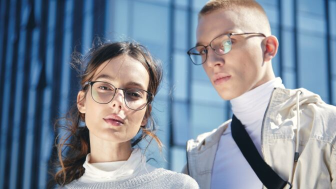 4 důvody, proč si koupit titanové brýle