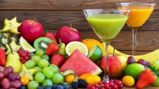 Ovocná očista: Za tři dny zhubnete a budete se cítit dobře