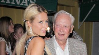 Zemřel miliardář a dědeček kontroverzní divy Paris Hilton: Jak jeho odchod zhýčkaná vnučka prožívá?