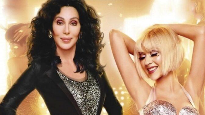 Romantický muzikál Varieté: Většina šatů Cher byla z jejího vlastního šatníku, Aguilera pro píseň z filmu složila text